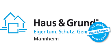 Wir sind Mitglied bei Haus & Grund Mannheim e.V.